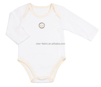 2016 manufacturer baby clothes PIMA Cotton baby clothes organic cotton baby romper