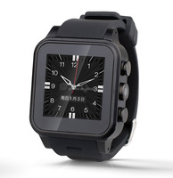 2016 new products mobile phone accessories watch phone wearable device bluetooth android smart watch