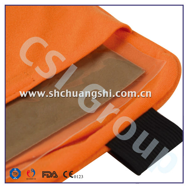 600g clay hot cold gel pack PE & NYLON