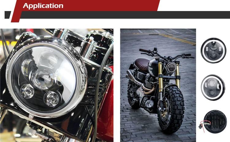 led headlight motorcycles