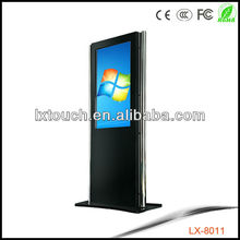 Langxin Luxury Media Player / Mall display Kiosk / Big screen touch kiosk