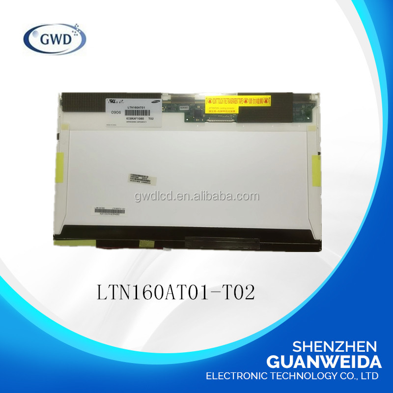 "16"" Laptop LCD Screen LTN160AT01 LTN160AT02 For ACER 6930G 6930 6920 6935 6935G"