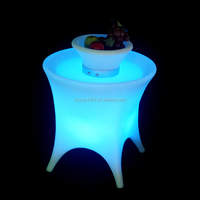Latest LED lights bar cocktail table, LED furniture shenzhen, LED furniture 2016
