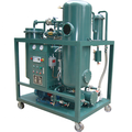 TY Series Zhongneng Hot Selling Turbine Oil Recover Machine,  Waste Oil Treatment System