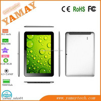 "10.1"" android rockchip 3188 quad core Built in bt ebook tablet MID"