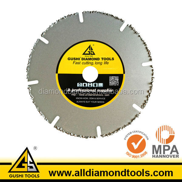 4.5 Inch TCT Multicut Woodworking Carbide Saw Blade