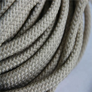 16 strands braided polyester rope as outdoor furniture material