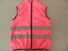 HOT SALE High quality Reflective jogging vest running vest