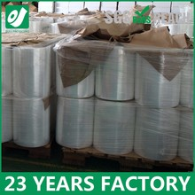 23 years factory Machine Wrap LLDPE Casting Stretch Film jumbo roll shink wrap film For Packing