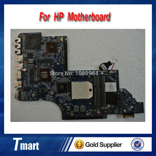 for hp parviion DV7 DV7-6000 641576-001 laptop motherboard amd non-integrated DDR3 1GB video chips 100% tested