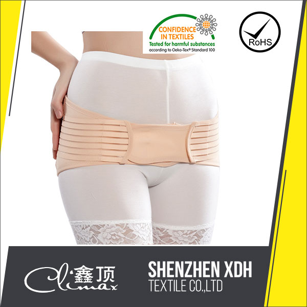 Hot selling adjustable self heat back belt lumbar support