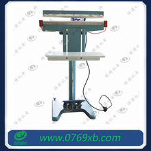 Cheap pedal sealing machine for plastic bags