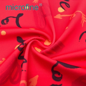 Custom Nylon Lycra Velvet Elastic Fabric For Swimwear