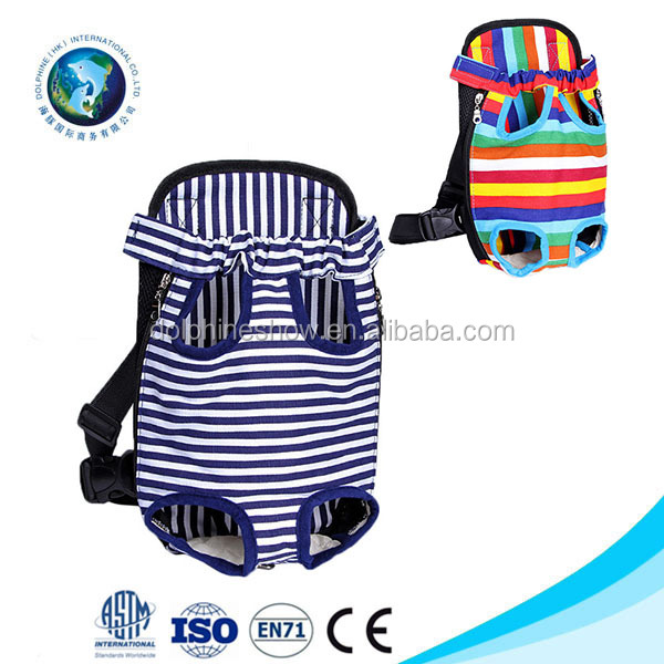Dog Travel Outdoor Backpacks Cat Puppy Carry Bag Pet Products