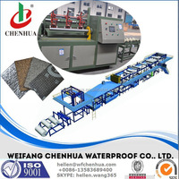 Waterproof Bitume Machine De Remplissage --- Automatic & Installation overseas