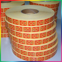 2015 Cheap label sticker/sticker printing/customized adhesive label sticker printed label