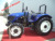 tractor agricola 100hp 4WD with cabin, loader