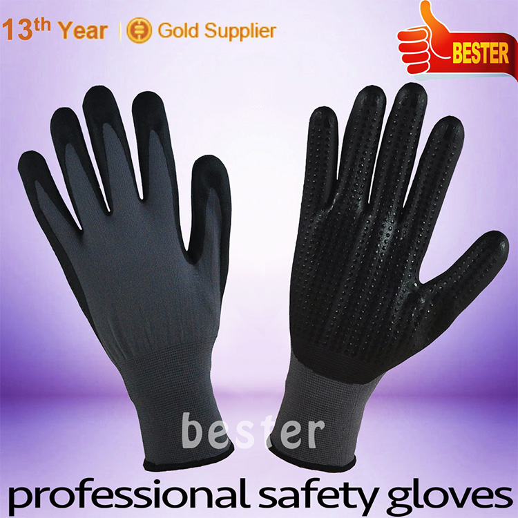 New product First Choice pu coated smooth finish working gloves