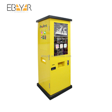 2017 hot Free Photo Kiosk Booth Software and Dye Thermal Photo Printer all in one machine