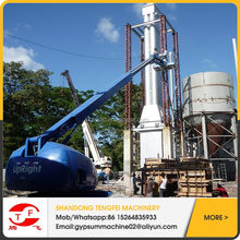 China gypsum powder manufacturing plant 300Ton/day
