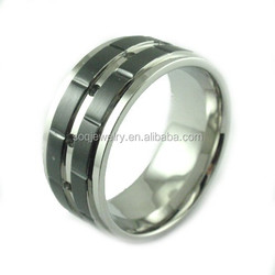 SR00159 wholesale high quality rings jewelry for man china factory 316l stainless steel jewelry