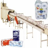 High Speed Automatic Packing Machine Toilet Paper