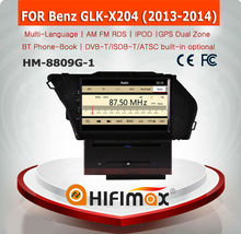 HIFIMAX for Mercedes benz GLK dvd/car dvd for mercedes benz glk navigation/dvd for mercedes benz glk gps
