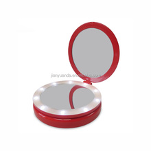 Girls vanity hollywood style makeup mirror with led light