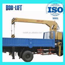 Famous brand 5 ton mini crane for truck used truck mounted for sale SQ5SA2