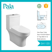 Ceramic America Standard Toilet high quality Sanitary ware bathroom one piece toilet