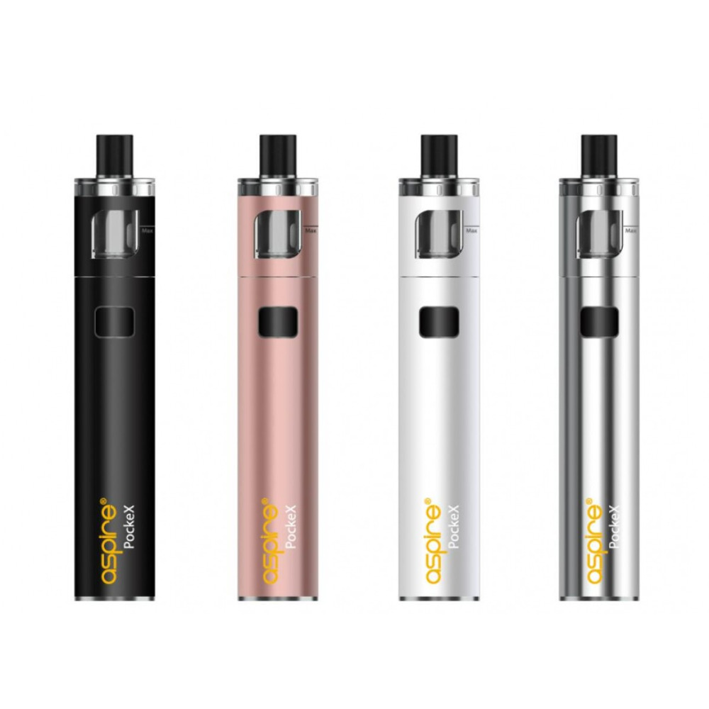 Genuine Aspire Pockex All In One Starter Kit 2ml Capacity - TPD Version