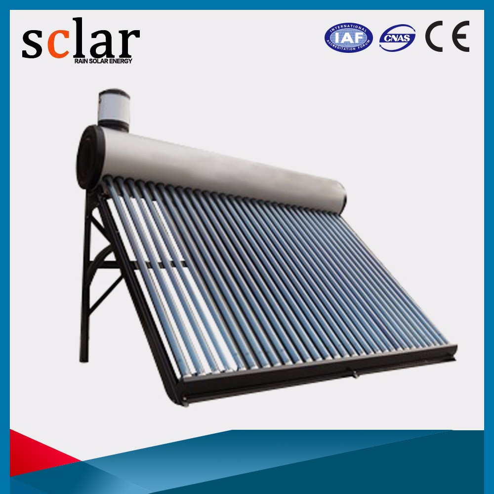 High quality water heating intelligent control system working principle of solar water heater