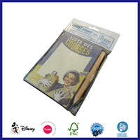 Promotional Magnetic Custom Notepad with Holder
