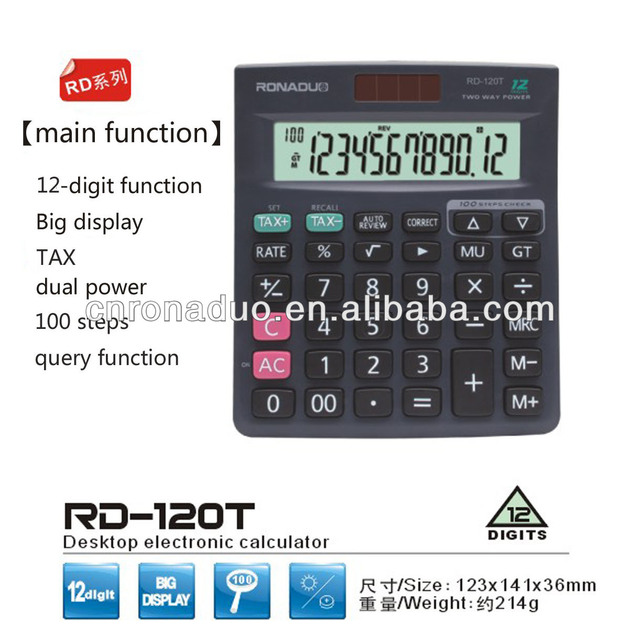 calculator pcb 12 digit calculator with solar cell Provides all of the style of the desktop&scientific calculator