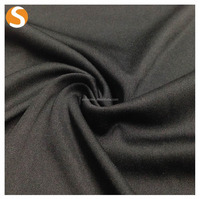 Shaoxing Textile Soft Touch Fabric Low Shiny Polyester Single Jersey Fabric