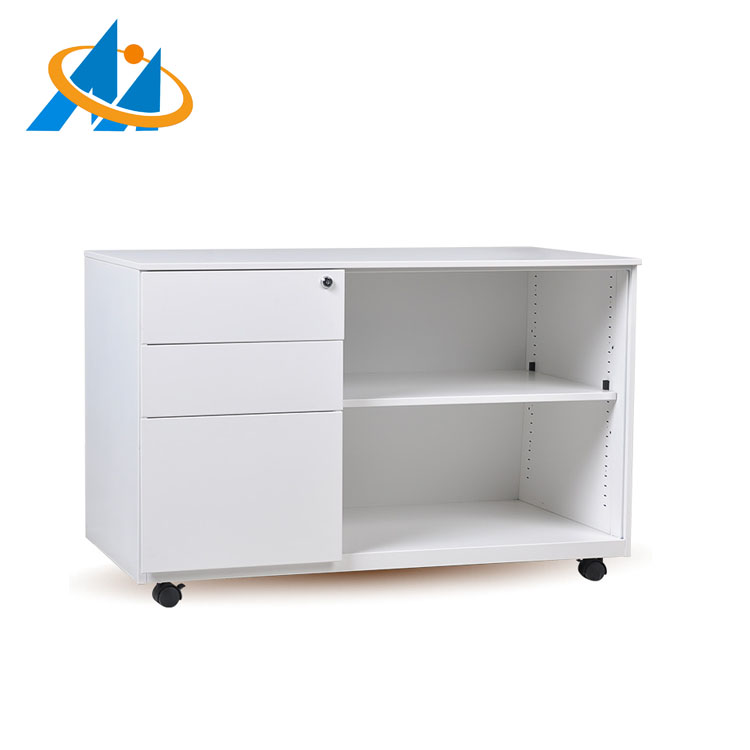 Wholesale cheap price Electrostatic powder coating steel filing cabinets