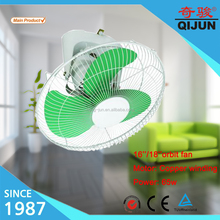 Energy saving orbit ceiling fan with copper windng of ball bearing for ceiling fan
