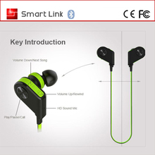 Gym sport wireless lightweight bluetooth earphones magnet control V4.1 headphones headset