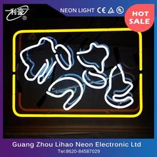 2017 new products rings neon light with long service life