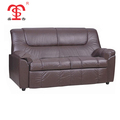 High quality cheap price modern home furniture leather sofa bed