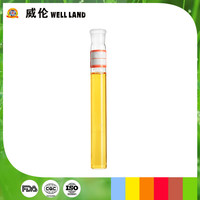 Water soluble natural peach color edible compounded food grade color for seasoning