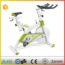 Fitness tracker body fit spin bike with 20KG Flywheel