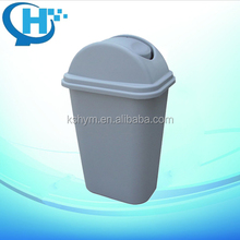 35L grey colour garbage bins for sale