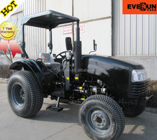 Made In China Qingzhou Everun ER554 Tractor 55HP 100HP Farm Tractors With Farm Implements