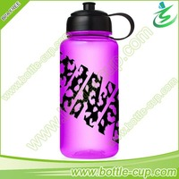 1000ml bicycle kor brands plastic water bottle with custom logo