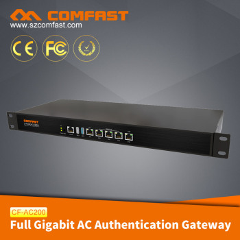 2017 New Product COMFAST CF-AC200 MT7621 OPENWRT OS Gigabit AC Controller/Gagabit Router/ Gagabit Core Gateway for Access Point