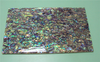 hand and foot strip Paua Shell Laminate Sheet for classical decoration