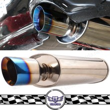 Universal Racing Car Exhaust Muffler