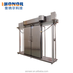 Automatic Sliding Door Stainless Steel Sliding Door for Cold Room