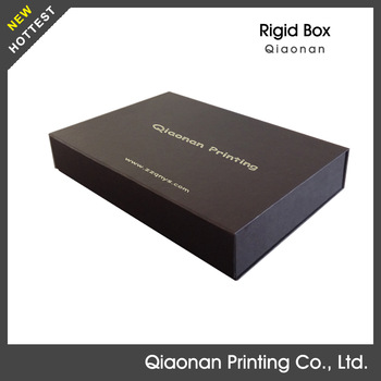 high quality magnetic folding paper box